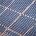 solar panel installation aerial