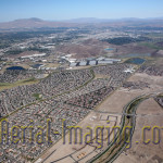 View Nevada Homes Aerial