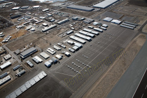 Stead nevada airport aerial photography