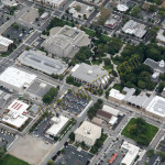 Carson City capital aerial 2013