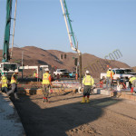 reno nevada road construction concrete crane photography image