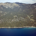 incline village aerial photography image
