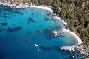 sand harbor incline aerial photography image