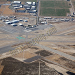 minden NV airport aerial photography image