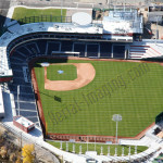 Reno Aces ballpark aerial photography image 2009