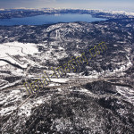 northstar tahoe aerial photography image