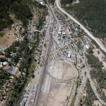 truckee aerial photography image