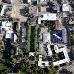 University of Nevada campus