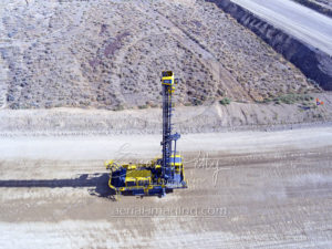 Drone Mining Aerial Equipment in Nevada