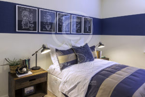 Bedroom Photography Home Builder Reno