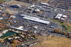 Nevada Day Parade 2017 Aerial Photography View