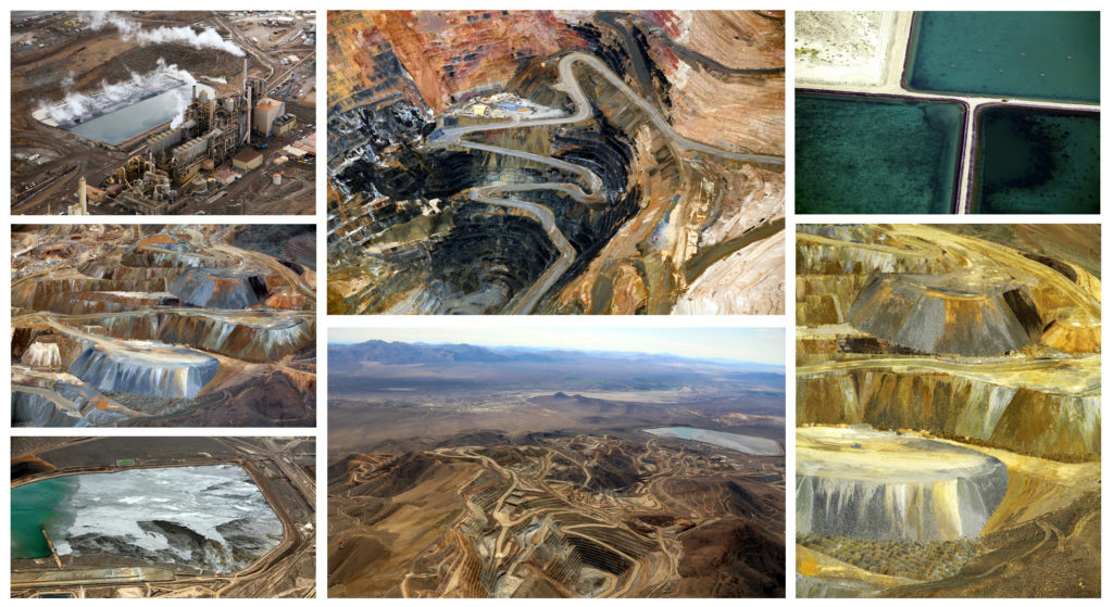 Aerial Photography and Video Using Drone for Mining