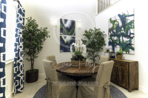 Dining Room Photography Home Builder Nevada