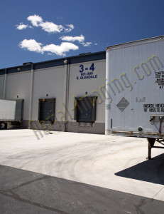 real estate trucking photography