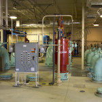 industrial plant photography image