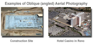 oblique aerial photography examples