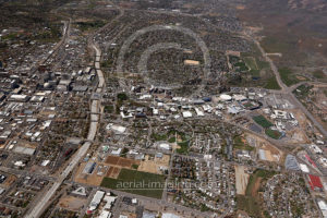 Aerial View UNR Reno, NV from 2017