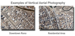 vertical aerial photography example