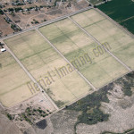 agriculture aerial photography image nevada