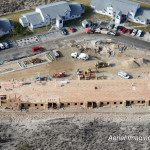 aerial construction image