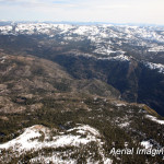 Aerial Tahoe Forest Placer