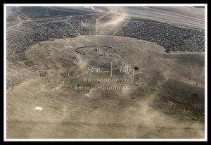 Dust Aerial Burning Man 2019