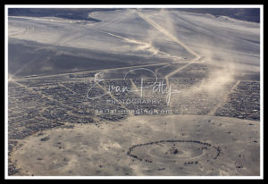 2019 Burning Man Aerial