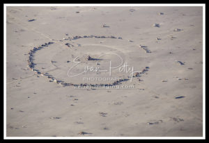 Burning Man Aerial Photography View 2019