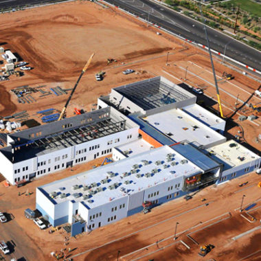 Construction Aerial Update