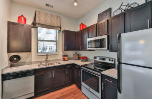 Kitchen Interior Commercial Photography