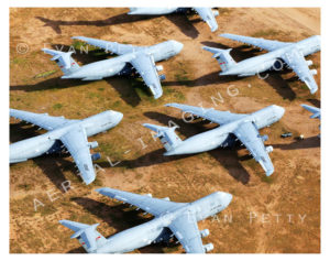 Retired Airplanes