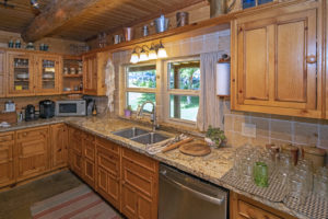 Interior Kitchen Photography - Ranch Photographer