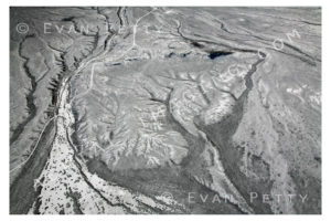 Nevada Earth Cracks From Above