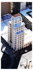 Luhrs Tower From Above