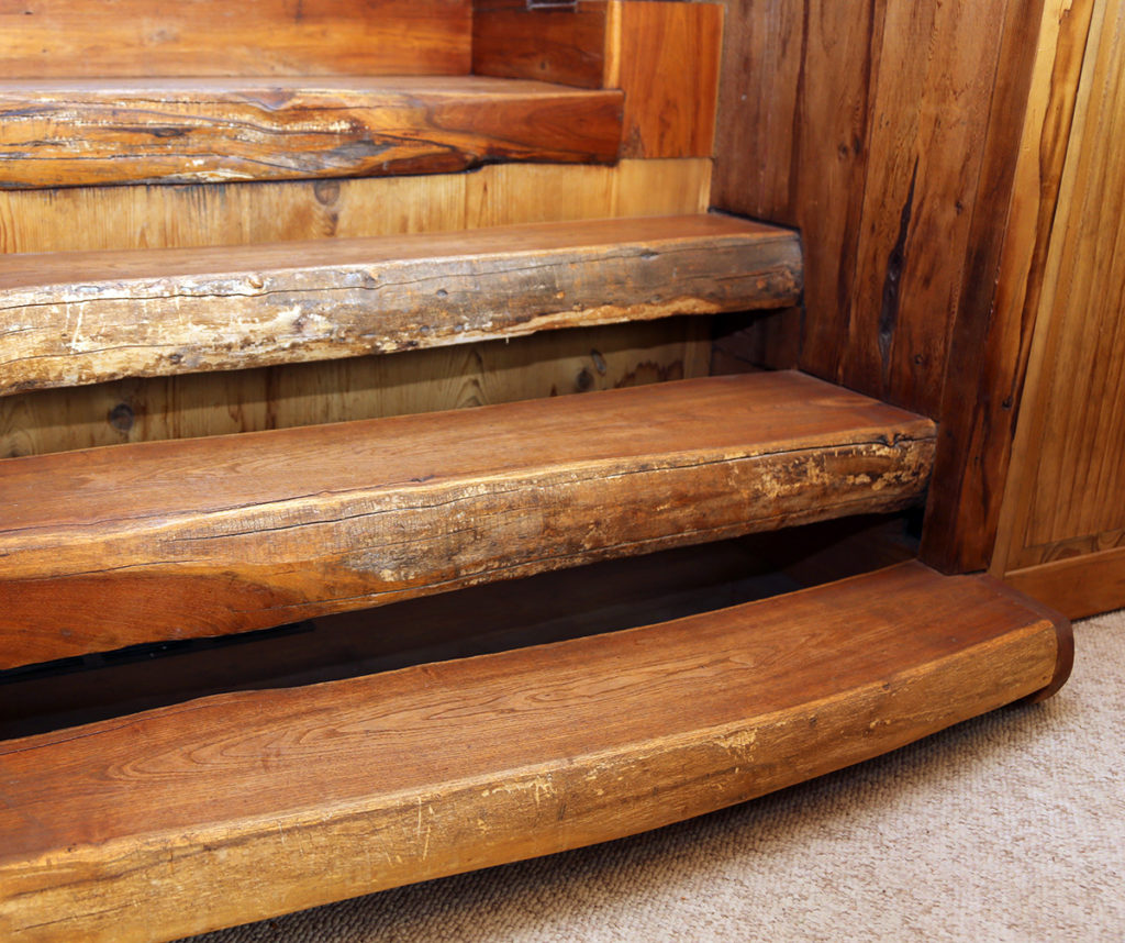 Stair Details Ranch Photographer