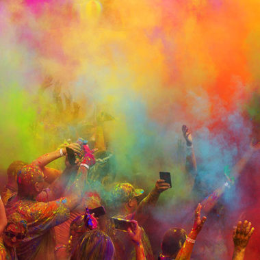 Festival of Colors Photography
