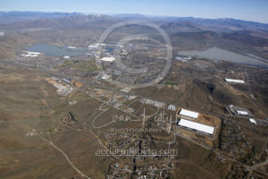 Aerial View of North Reno