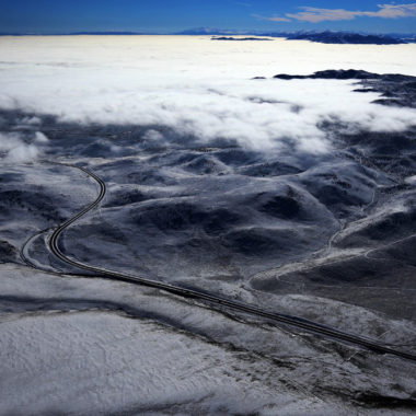 Aerial Cloud Photography in Northern Nevada