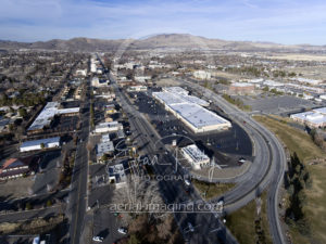 Retail Shopping Center Drone Photographer