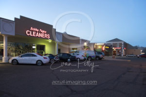 Retail Shopping Center Carson City Photographer