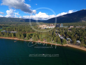 Beautiful Beach Aerial Photographer Lake Tahoe