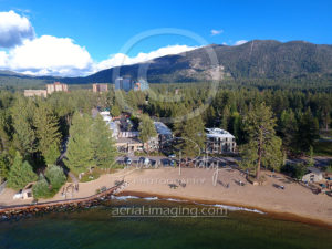 Stunning Aerial Photographer Drone Lake Tahoe