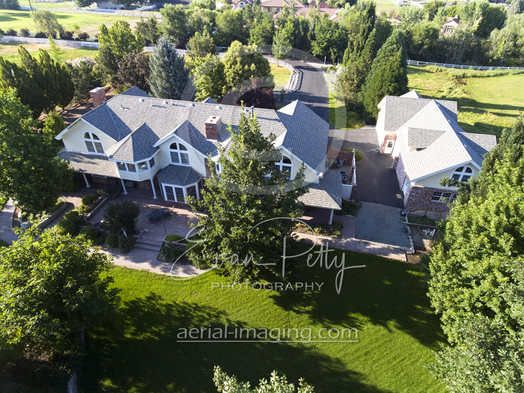 drone aerial photographer Tahoe Real Estate