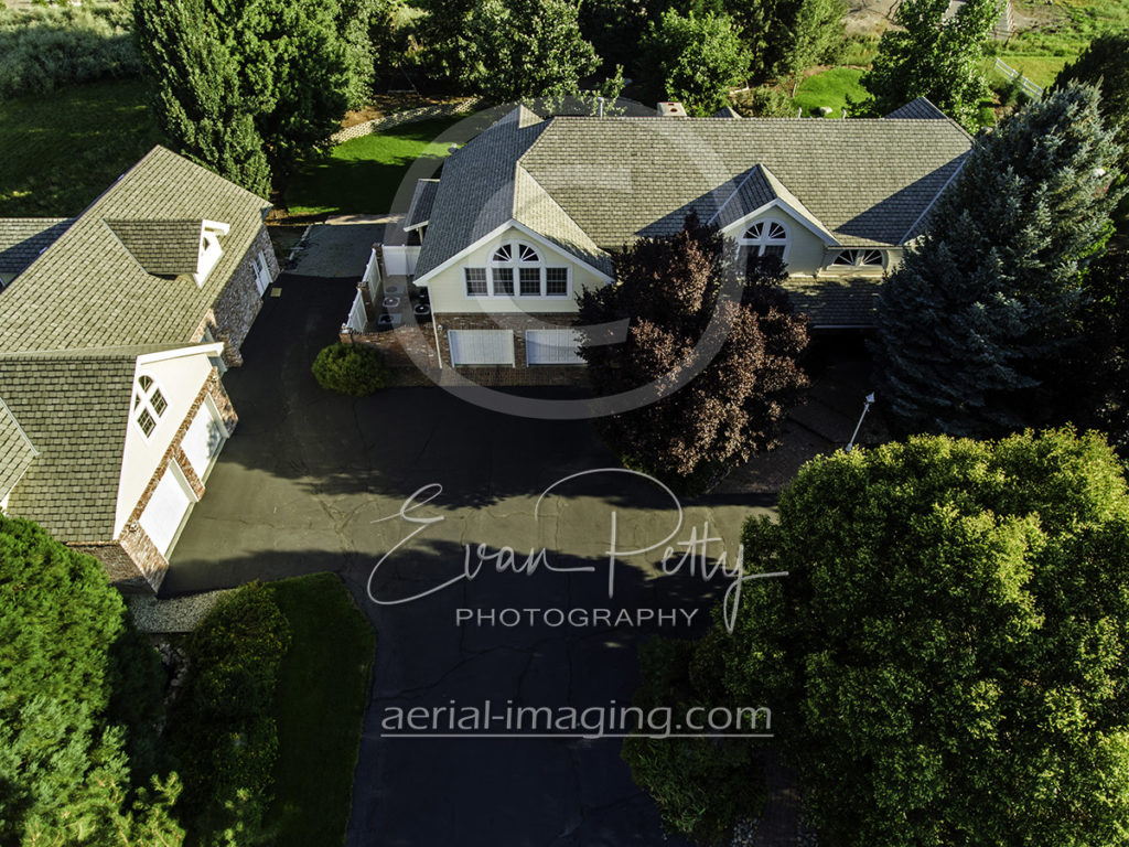 aerial estate photographer photoshoot Tahoe