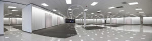 Panoramic Interior Retail Shopping Center Truckee Photographer
