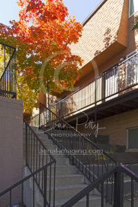 Colorful Reno Apartment Photography