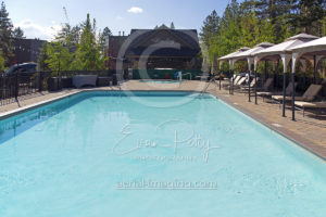 Poolside resort photographer Lake Tahoe