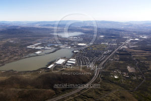 North Reno Aerial Flooding