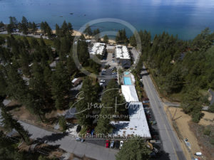 Lake Tahoe property photographer aerial drone video services