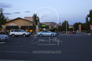 Retail photographer Drone Sparks Nevada